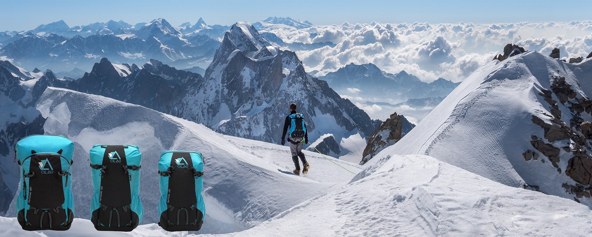 Moutaineering backpacks - conquer mountain peaks - tapcal 2d - papang 5d 10d